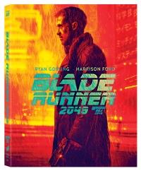 [Blu-ray] Blade Runner 2049 (3Disc: 3D+2D+Bonus Disc) Fullslip Steelbook LE