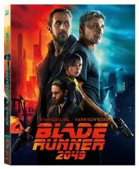 [Blu-ray] Blade Runner 2049 (3Disc: 3D+2D+Bonus Disc) Lenticular Steelbook LE