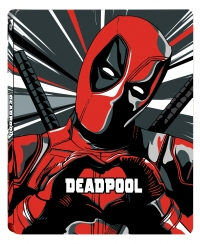 [Blu-ray] Deadpool Steelbook Limited Edition