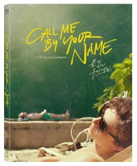 [Blu-ray] Call Me By Your Name Fullslip Numbering Limited Edition
