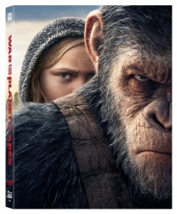 [Blu-ray] War for the Planet of the Apes(3D & 2D) Fullslip Steelbook LE