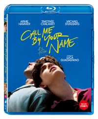 [Blu-ray] Call Me By Your Name Plain Edition