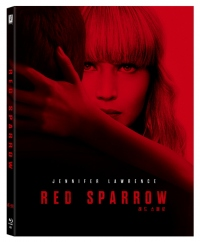 [Blu-ray] Red Sparrow Fullslip Steelbook Limited Edition (Weetcollcection Collection No.01)