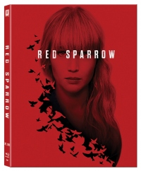 [Blu-ray] Red Sparrow Lenticular(O-ring Case) Steelbook Limited Edition (Weetcollcection Collection No.01)