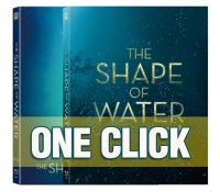 [Blu-ray] The Shape of Water One Click Steelbook Limited Edition (Weetcollcection Collection No.02)