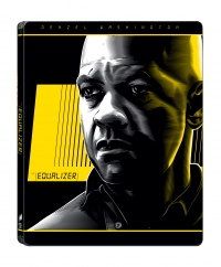 [Blu-ray] The Equalizer(2Disc:4K UHD+2D) Steelbook Lmited Edition