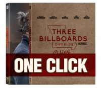 [Blu-ray] Three Billboards Outside Ebbing, Missouri One Click Steelbook LE (Weetcollcection Collection No.03)