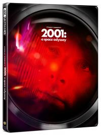 [Blu-ray] A Space Odyssey 4K UHD(3Disc:2D+UHD+Bonus Disc) Steelbook Lmited Edition