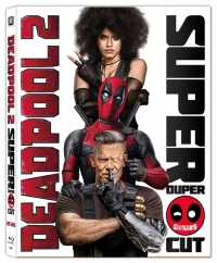 [Blu-ray] Deadpool 2(2Disc) Lenticular(O-ring Case) Steelbook LE (Weetcollcection Collection No.04)