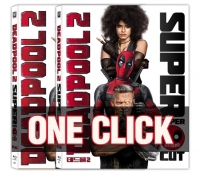 [Blu-ray] Deadpool 2(2Disc) One Click Steelbook LE (Weetcollcection Collection No.04)