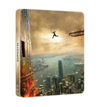 [Blu-ray] Skyscraper  (2Disc: 3D + 2D) Steelbook Limited Edition