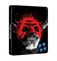 [Blu-ray] The First Purge 4K UHD(2Disc: 4K UHD + 2D) Steelbook Limited Edition