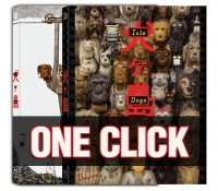 [Blu-ray] Isle of Dogs One Click Steelbook LE(Weetcollcection Collection No.05)