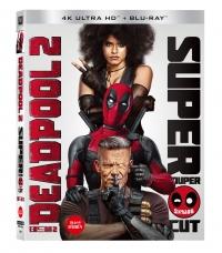 [Blu-ray] Deadpool 2 4K UHD(3Disc) Fullslip Limited Edition
