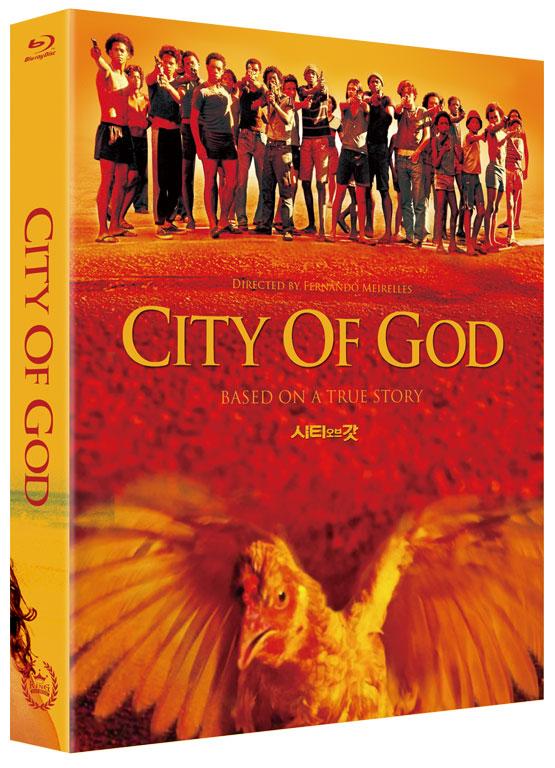 [Blu-ray] City Of God - Fullslip Lenticular Limited Edition