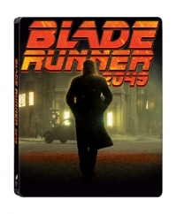 [Blu-ray] Blade Runner 2049(2Disc:BD+Bonus Disc) Steelbook Limited Edition