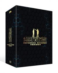 [Blu-ray] Infernal Affairs Trilogy Box-set Limited Edition