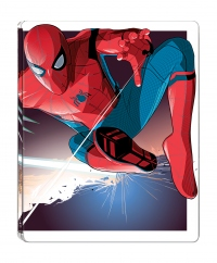 [Blu-ray] Spider-Man: Homecoming(4K UHD+BD:2Disc) Steelbook Limited Edition