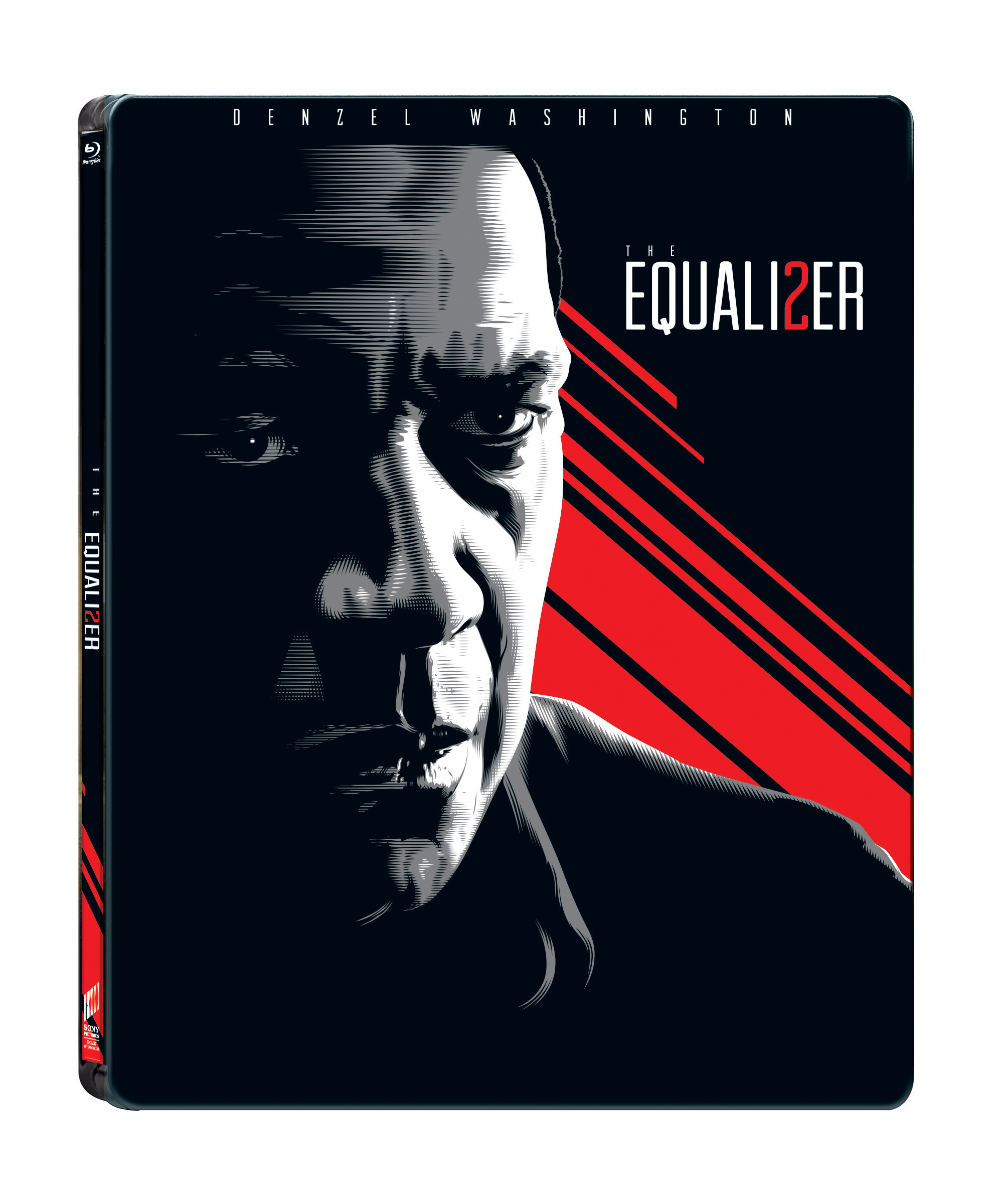 [Blu-ray] The Equalizer 2 (4K UHD+BD:2Disc) Steelbook Limited Edition