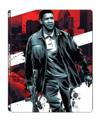 [Blu-ray] The Equalizer 1+2(2Disc) Steelbook Limited Edition