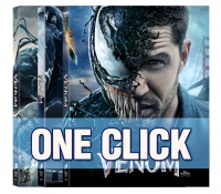 [Blu-ray] Venom One Click Steelbook Limited Edition(Weetcollcection Collection No.07)