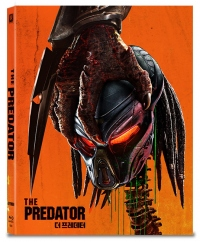 [Blu-ray] The Predator Fullslip Steelbook Limited Edition(Weetcollcection Collection No.08)