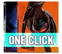 [Blu-ray] The Predator One Click Steelbook Limited Edition(Weetcollcection Collection No.08)