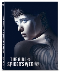 [Blu-ray] The Girl in the Spider's Web Fullslip(2Disc: 4K UHD+2D) Steelbook Limited Edition(Weetcollcection Collection No.09)