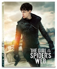 [Blu-ray] The Girl in the Spider's Web Lenticular(2Disc: 4K UHD+2D)(O-ring) Steelbook LE(weetcollection Collection No.09)