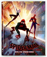 [Blu-ray] Spider-Man : Into the Spider-Verse A Type Fullslip(2Disc: 4K UHD+2D) Steelbook LE(Weetcollcection Collection No.10)
