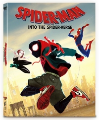 [Blu-ray] Spider-Man : Into the Spider-Verse B Type Lenticular(2Disc: 4K UHD+2D)(O-ring) Steelbook LE(weetcollection Collection No.10)