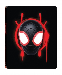 [Blu-ray] Spider-Man : Into the Spider-Verse Magnet (2Disc: 3D+2D) Steelbook LE
