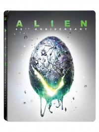 [Blu-ray] Alien 4K UHD Steelbook Limited Edition