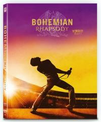 [Blu-ray] Bohemian Rhapsody A Type Fullslip(2Disc: 4K UHD+2D) Steelbook LE(Weetcollcection Collection No.11)