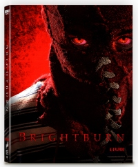 [Blu-ray] Brightburn A Type Fullslip(2Disc: 4K UHD+2D) Steelbook LE(Weetcollcection Collection No.12)
