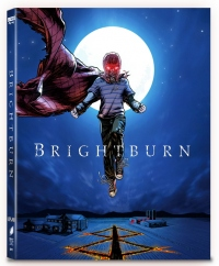 [Blu-ray] Brightburn B Type Lenticular(2Disc: 4K UHD+2D)(O-ring) Steelbook LE(weetcollection Collection No.12)