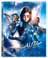 [Blu-ray] Alita: Battle Angel B Type Lenticular(3disc: 4K UHD + 3D + 2D) (O-ring) Steelbook LE(Weetcollcection Collection No.13)