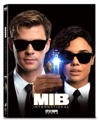 [Blu-ray] Men In Black: International A Type Fullslip(3disc: 4K UHD+2D+Bonus Disc) Steelbook LE(Weetcollcection Collection No.14)