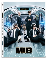 [Blu-ray]  Men In Black: International B Type Lenticular(3disc: 4K UHD+2D+Bonus Disc) (O-ring) Steelbook LE(Weetcollcection Collection No.14)