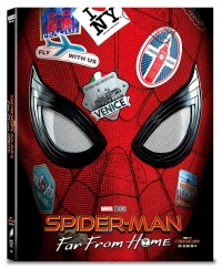 [Blu-ray] Spider-Man: Far From Home A1 Type Fullslip(4disc: 4K UHD + 3D + 2D + Bonus Disc)) Steelbook LE(Weetcollcection Collection No.15)
