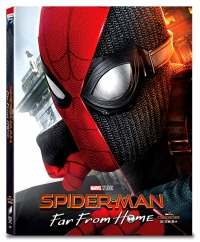 [Blu-ray] Spider-Man: Far From Home A2 Type Fullslip(3disc: 4K UHD + 2D + Bonus Disc) Steelbook LE(Weetcollcection Collection No.15)