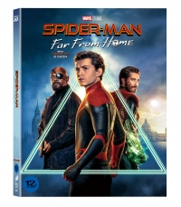 [Blu-ray] Spider-Man: Far From Homel Slipcase(3disc: 3D + 2D + Bonus Disc) Limited Editon