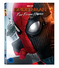 [Blu-ray] Spider-Man: Far From Home Slipcase(2disc: 2D + Bonus Disc) Limited Editon