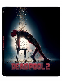 [Blu-ray] Deadpool 2(2disc: 4K UHD Only) Steelbook Limited Edition