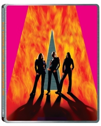 [Blu-ray] Charlie's Angels 4K UHD(2disc: 4K UHD + BD) Steelbook Limited Edition