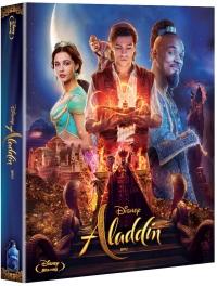 [Blu-ray] Aladdin Fullslip BD(1Disc) Steelbook LE