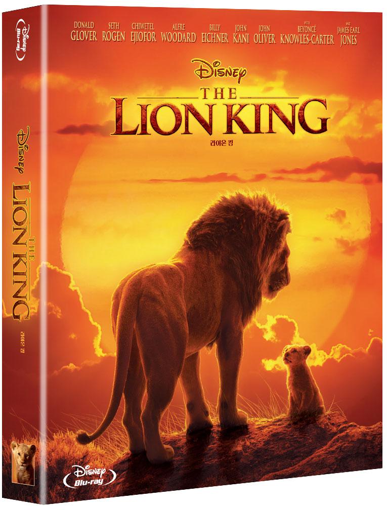 [Blu-ray] Lion King Fullslip BD(1Disc) Steelbook LE