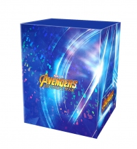 [Blu-ray] Avengers: Infinity War One Click Box Steelbook LE(Weetcollcection Exclusive No.4)