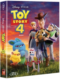 [Blu-ray] Toy Story 4 BD(2Disc) Steelbook LE