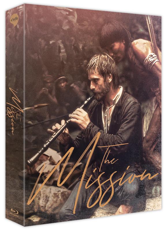 [Blu-ray] The Mission A Type Fullslip Steelbook LE
